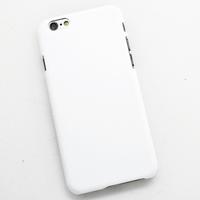 "Чехол пластиковый IPhone 6 PLUS ""белый"" глянц (для вакуумной машины)"