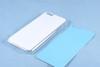 Чехол пластиковый IPhone 7/8 прозрачный (вставка под сублимацию)