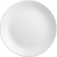 Тарелка фарфоровая круглая D-35см (рекомендуемая для Вакуумной Машины)