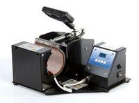 Термопресс для кружек (горизонтальный / 8-9см / Электронное управление / Металл / + тест кружка