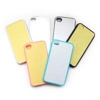 """Чехол пластиковый """"прозрачный"""" для IPhone 4/4S"""