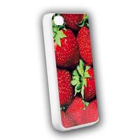 """Чехол пластиковый """"белый"""" для IPhone 4/4S"""