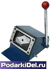 Ручной вырубщик на одну карту ПВХ (формат 54х86mm) Ресурс от 80 000 вырубок
