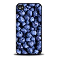 """Чехол пластиковый """"черный"""" для IPhone 4/4S"""