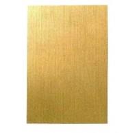 Пластина металлическая 40х60см (золото)