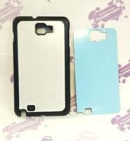 Чехол пластиковый Samsung (Galaxy Note)  i9220 черный