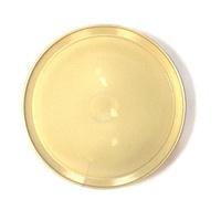 Тарелка на магните под полиграфическую вставку (без стекла)