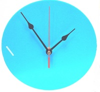 Часы акриловые круглые d-20см