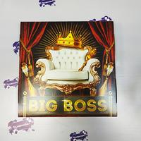 """Коробка подарочная для ТАРЕЛКИ """"Big Boss"""""""