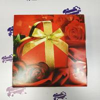 "Коробка подарочная для ТАРЕЛКИ ""Сюрприз"""