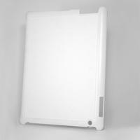 """Чехол пластиковый """"белый"""" для планшета iPad 2/3 со вставкой под сублимацию"""