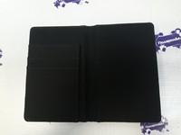 """Обложка для """"паспорта"""" Черная для сублимации"""