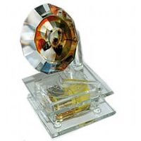 Фотокристалл ГРАММОФОН (110х150х110mm)