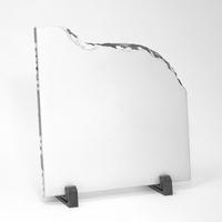 Фотокамень КВАДРАТ с ломаной боковиной, размер 30х30см (РН15)