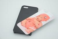 """Чехол силиконовый """"черный"""" для IPhone 4/4S"""