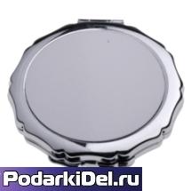 Зеркало макияжное КРУГЛОЕ (№2)