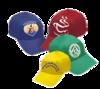 Бейсболка х/б (цвета в ассортименте)