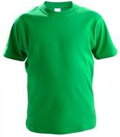 Футболка мужская (ЗЕЛЕНАЯ) 155-160г/м2 размерный ряд 44-52 на выбор (Узбекистан)