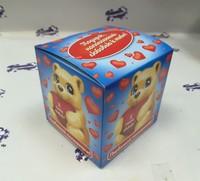 "Коробка подарочная для КРУЖКИ ""Любимой половинке"""